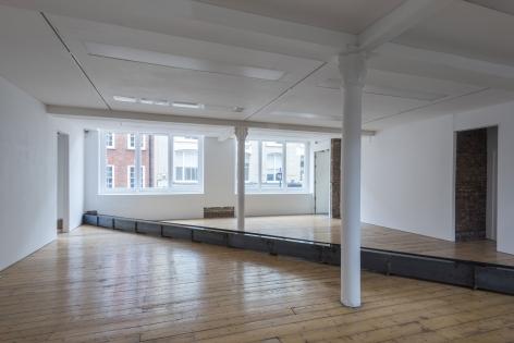 Installation view Sprovieri, London 2019