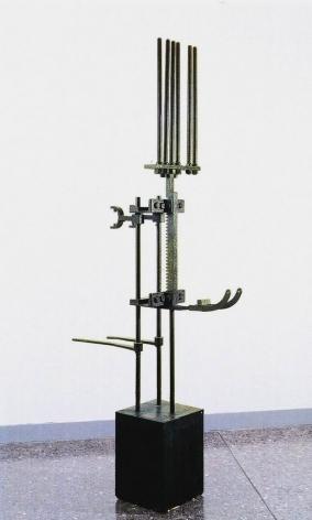 Orfeo,1956, iron