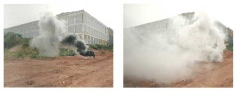 Evasion Plan #3, 2012
