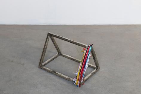 Prisma con perimetro, 2018