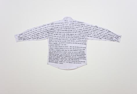 Shirt Poem 2010