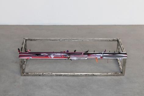 Parallelepipedo incompleto con perimetro, 2018