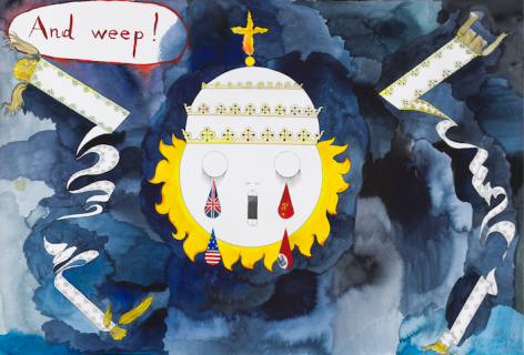 And weep!, 2019