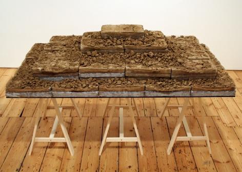 Apprehension Table #2 (pyramid)