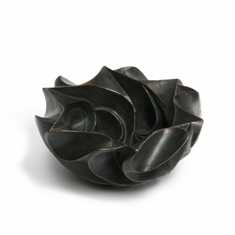 Halima Cassell  Staccato  2019  Bronze  6 x 12 in.