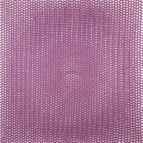 Shobha Broota RADIANCE II 2007 Wool on canvas 30 x 30 x 1 in.