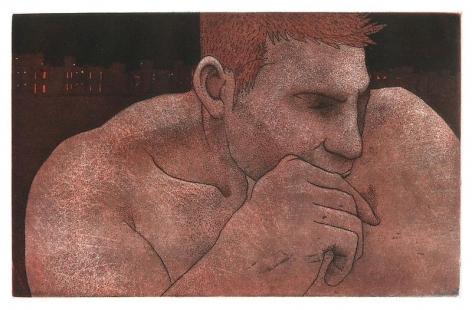 Damon Kowarsky GULBERG II 2008 14 x 22.5 cm.