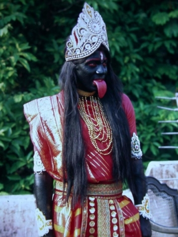 Ashish Avikunthak Production still from Kalighat Fetish 1999 16 mm film 23 min.