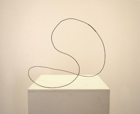 Rasheed Araeen My First Sculpture 1959 Steel Various