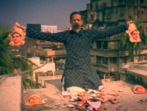 Ashish Avikunthak - Reincarnation #1 short film still