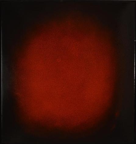 Natvar Bhavsar ANANG 2014 Oil on canvas 40 x 38 in.
