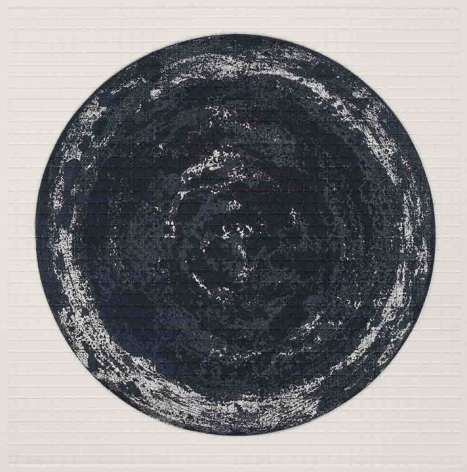 Abdullah M. I. Syed SQUARING THE CIRCLE (Ed. of 20) 2013 Sugar-Lift, aquatint and embossed on Velin