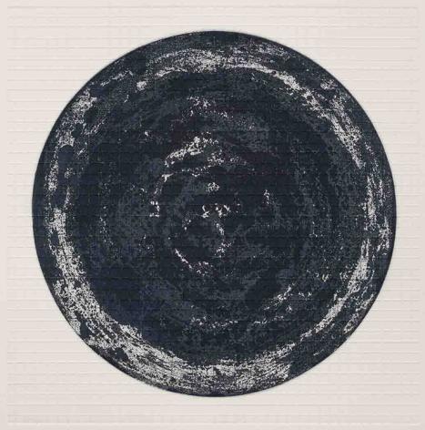 Abdullah M. I. Syed SQUARING THE CIRCLE (Ed. of 20) 2013 Sugar-Lift, aquatint and embossed on Velin