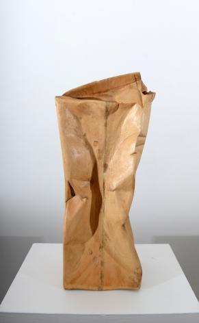 Debanjan Roy UNTITLED (JUICE BOX) 2013 Wood 21 x 10 x 7 in.