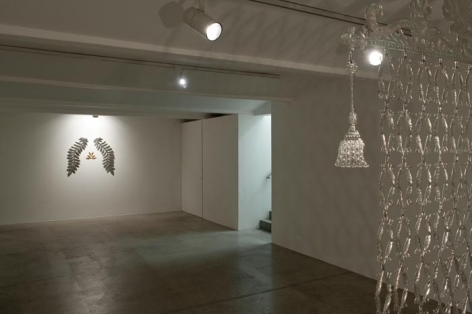 Adeela Suleman Installation View Photo: Goswin Schwendinger