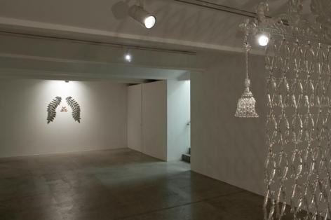 Adeela Suleman Installation View Photo: Goswin Schwendinger
