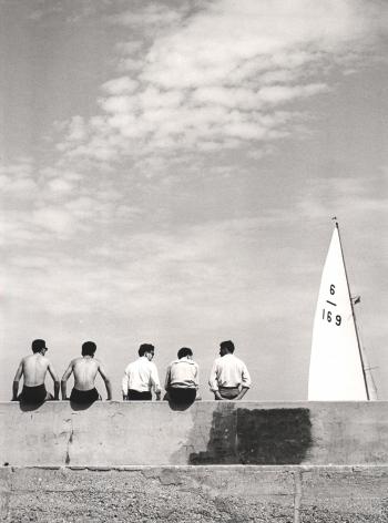 Nino Migliori,Quattro Con,1955