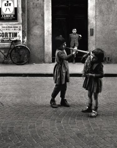 Nino Migliori,Gente dell'Emilia,1950