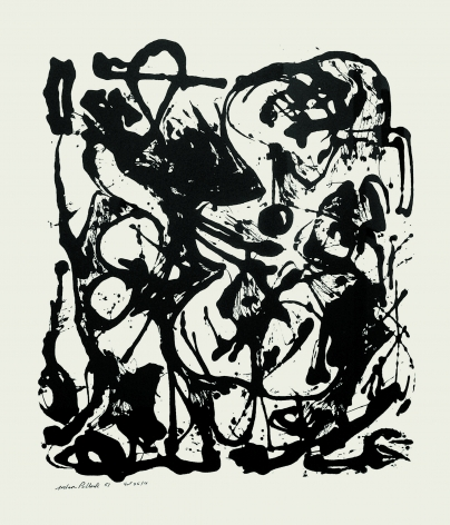 Untitled (After CR#333), 1951, Screenprint, ed. 16/25