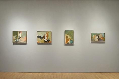 Installation view, Washburn Gallery, New York