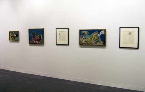 A Selection of Works by Jackson Pollock