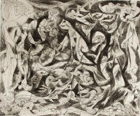 Untitled, CR1078 (P16), c. 1944-45, printed in 1967,