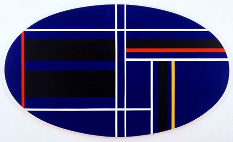 Horizontal Ellipse, 1979