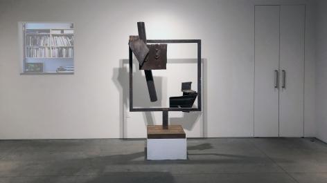 Untitled, 1979, steel, 68 1/2 x 44 x 30 in.