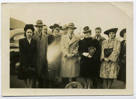 Poltergeist, 1930s, 3 1/2 x 2 1/2 in.