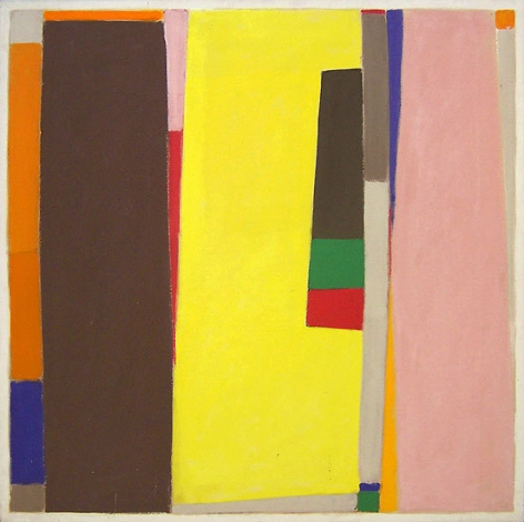 Untitled (103J), 1969, acrylic on canvas, 54 x 54 in.