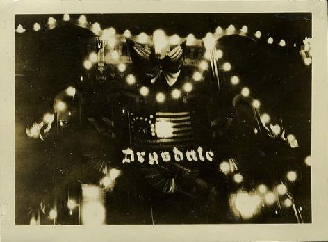 Drysdale, 1930s, 2 1/2 x 3 1/2 in.