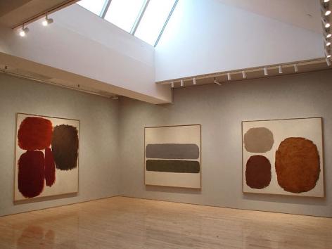 Installation view, Washburn Gallery