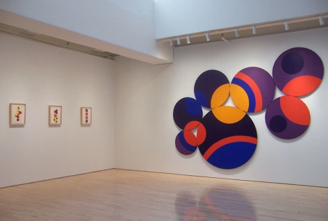 Leon Polk Smith: A Constellation with Works on Paper