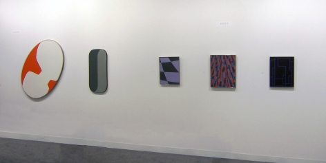 A Selection of Works by Leon Polk Smith and Myron Stout