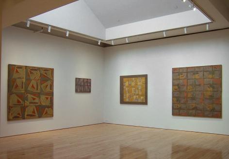 Installation, Washburn Gallery, 2008