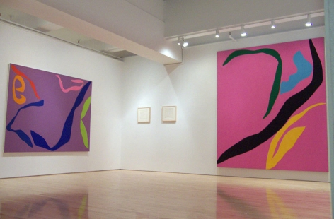 RAY PARKER: Paintings and Drawings from the 1960s