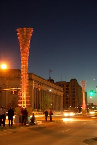Avenue of Light