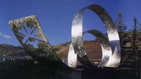 Making Tracks, Olympic Legacy Gateway