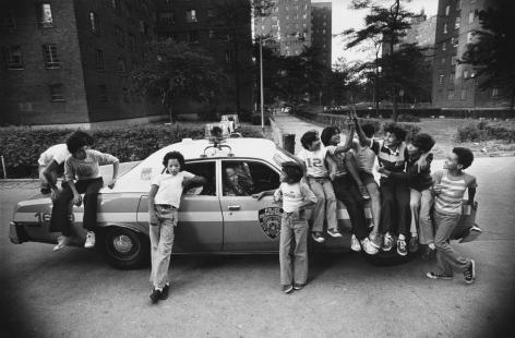Jill Freedman, Neighborhood Kids