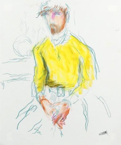 Richard Haines, Portrait