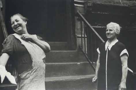 Women Laughing, NYC by Lisette Model