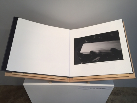 Photograph in book by Stephen Barker