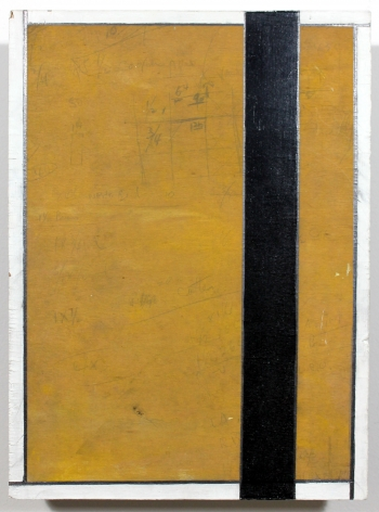 Yellow With Black Stripe by Tim Greathouse