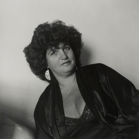 Joan Nestle by Robert Giard