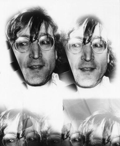 Christopher Makos, John Lennon Four Times