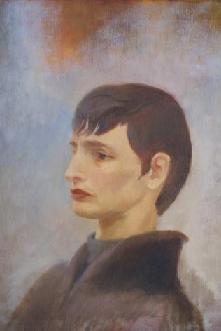 Bernard Perlin, Portrait Of Rachel