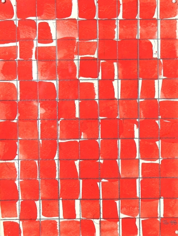 Red Grid by Tim Greathouse