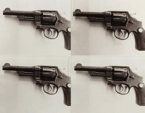 Christopher Makos, Pistol