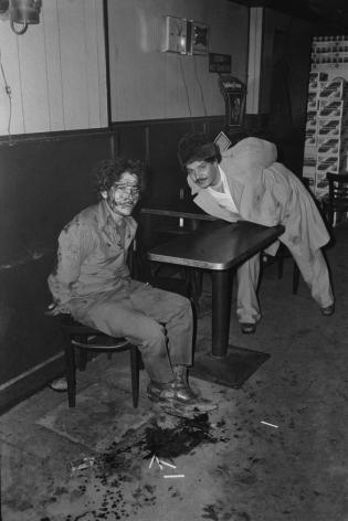 Jill Freedman, Bar Fight