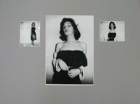 Farah Pahlavi Of Iran by Jimmy DeSana